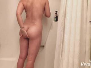 My shower time part 2, Who wants to join me?