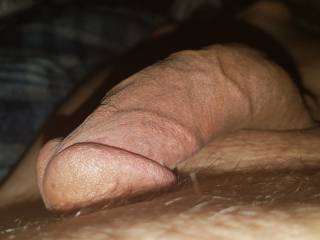 Hanging out with my cock out