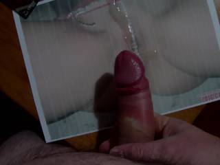 To the beautiful sugarcouple1! Lovely pearls filled with cum!! lovely!!