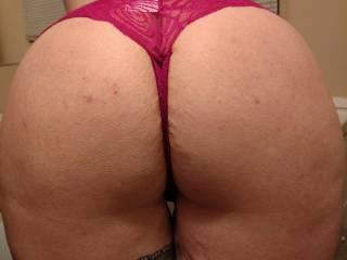 Like my pretty panties?