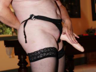 my toy - stroking my toy with love and lube any volunteers