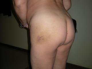 Perfect beautiful big ass to ride hard!