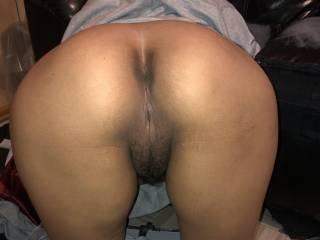 if you had a chance with her where would you go first? her ass or pussy?