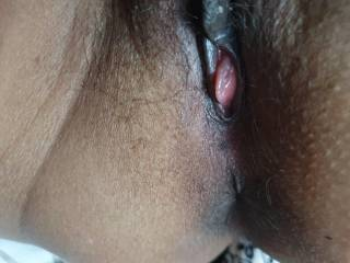 """Itching please give me your thick and hard cock.Tear my Indian """"Bur"""".."""