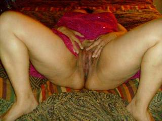 nice pussy do you want a load babe
