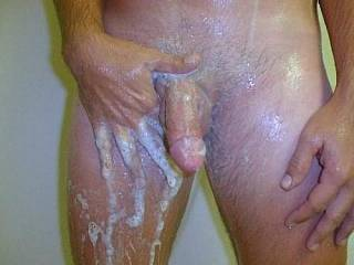Anyone help me out here.. it\'s all clean, just need some help getting it hard.. Any takers?