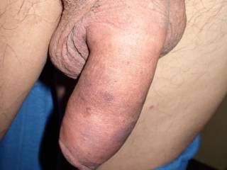 making a big fat cock