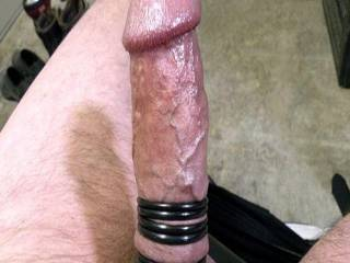 love to be on top ridding that hard erect cock. I bet my nipples explode just for having that all in me!!!!!