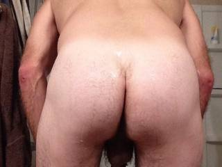 Alright then.  Cum on in the shower with me and let's get dirty!