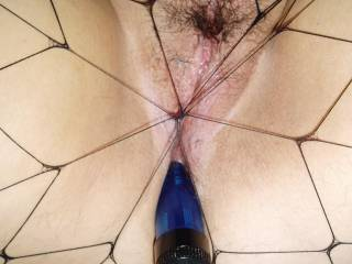 And when I also slide my tongue through your pussy lips and start teasing your swollen clit it will be absolutely superb!
