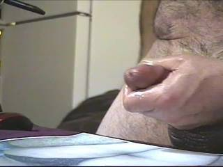 The girl\'s name was CoupleFeet. At the time, I was the only member to be requested to give her a facial tribute. I was honored. This is a 3rd camera angle, capturing the cum.