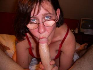 very nice... y'all have so many great pics in your profile... fantastic. Great couple.. thanks for all the cock stiffening shots.
