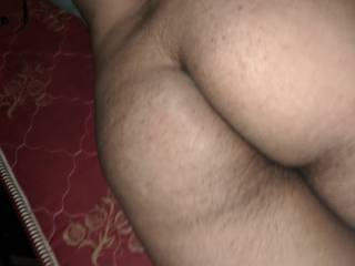 Bare ass of mine in the dark..What do you think of it ?