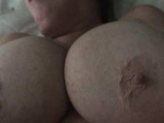 Huge boobs on this big whore she's has some great pussy