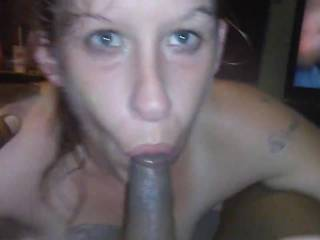 Horny girl wanting to suck some dick