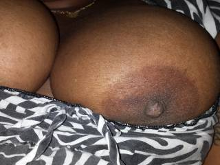 Nice,  love the nipples and large areola.  Sucking titties like that is enjoyable while my hands are busy working that pumpkin pie!
