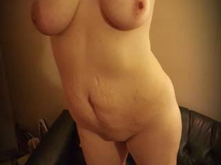 A quick snap shot of my sexy wife!