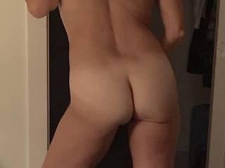 My wife posing nude