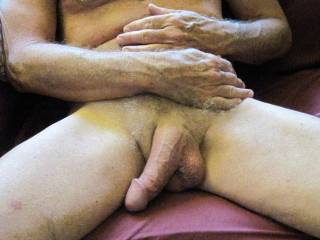 love to suck those balls and work around to that nice cock!