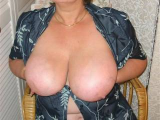 wow would love to shoot cum on your big beautiful tits