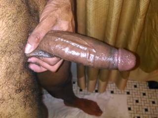 A nice bbc for a nice white mature woman.....