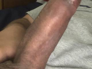 Long young cock