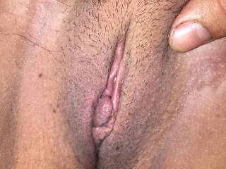 Hubby loves making my tight pussy even tighter makes me so wet