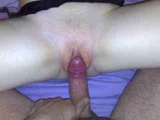 love it when he tease my wet pussy mmmm