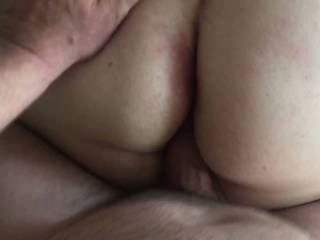 Friend loved her big ass pounded.