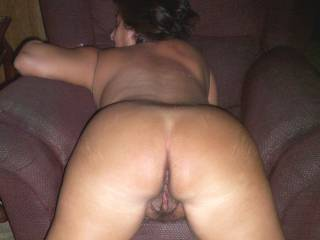 Who wants to put the paddle to this big ass?