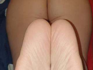 Lovely soft feet