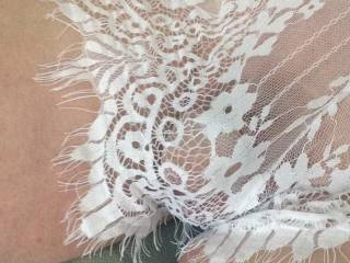 Lacy frilly knickers for a summery day