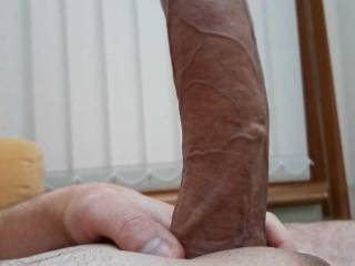 Would you mind if I slipped this deep inside your sweet Pussy?.