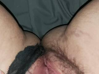 My wet pussy dying for some cock to destroy it