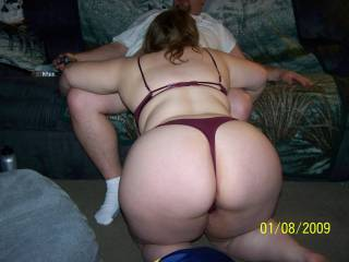 great view...looks like a good spot for me...right there pounding away while she sucks Sports cock