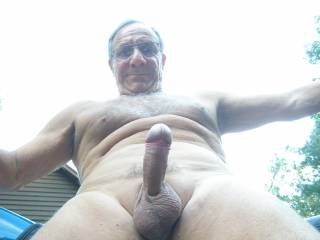 Nice cock. Hope you have some one to ride it for your pleasure
