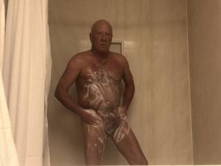 Morning shower and just having some fun. Hope you enjoy it. Thanks
