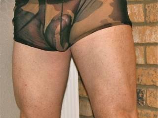 my new camo, undies do you like?