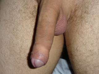 Oooooooh FUCK!! I want to suck that cock right now.  That is so gorgeous...I could swallow it and all of your cum.  Mrs. K
