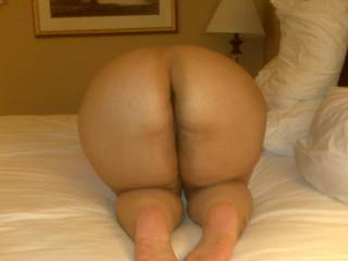 Ready for some dick in that ass.