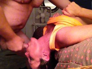 What excellent fucking - you are a beautiful woman and he is an accomplished lover - was he rubbing your clit as you got more aroused and then he came and you swallowed it all? - did you come? - hope so - would love to see and hear that as continuation of this sexy yet sensuous video