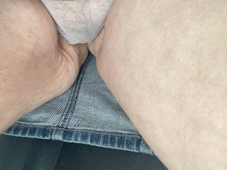 My second ever selfie  I think all you horny buggers know what this one is