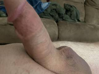How long do y'all think my dick is?