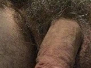 I love being hairy