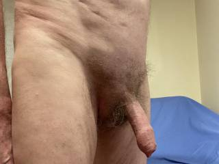 Can I entice you into perhaps a little stroking and sucking?