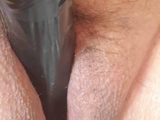 my fav dildo in deep