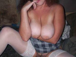 mmm awesome tits..would love to cum all over them
