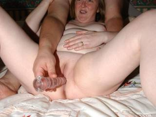 mmmmm, your hot girl can cum and entertain me anytime..xx love the look of her smooth pussie.mmmmmm    What a turn on.xxx