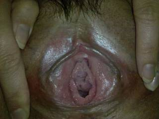Very nice pussy! So tight even after a good fucking!
