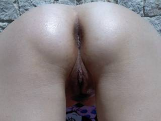 Would you mind if I was licking your sweet pussy in 69 while my boyfriend penetrates your hot sexy ass, of course your man could take care of my ass ;)
